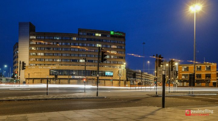 The Holiday Inn Pic: Paul Melling