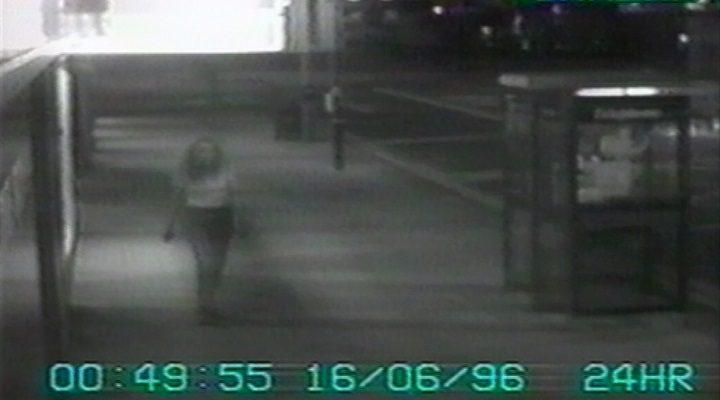 CCTV cameras captured Janet in Fishergate
