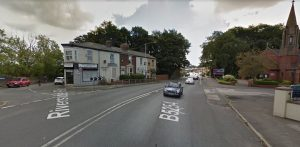 Leyland Road where the crash took place Pic: Google