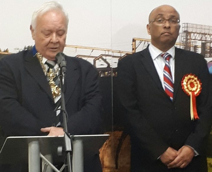 Mark Hendrick was re-elected as the city's MP Pic: Preston City Council