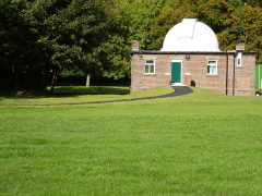The observatory at Moor Park