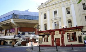 The Stanley Arms closes until late July for a refurb