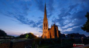 St Walburge's Church
