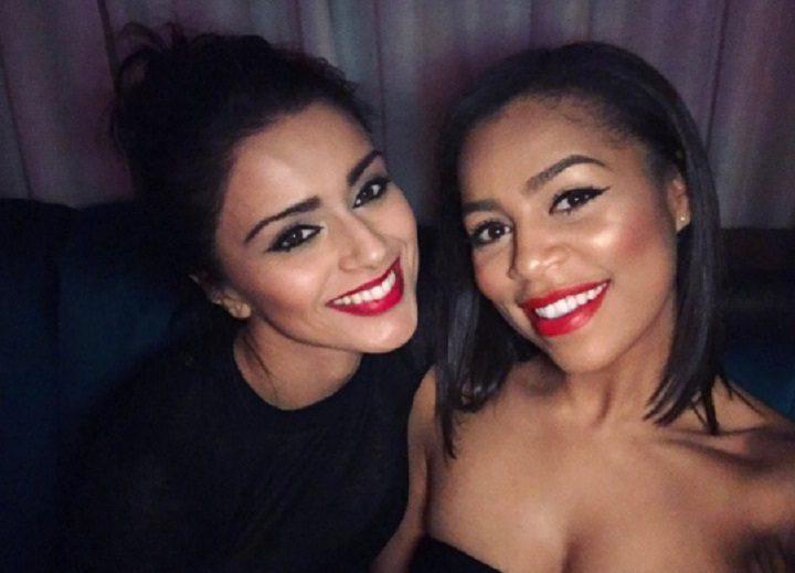 Bhavna and Tisha
