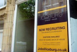 The new burger restaurant is recruiting Pic: Tony Worrall