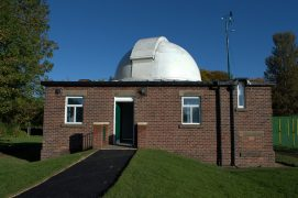 The observatory had been closed off since 2000 Pic Tony Worrall