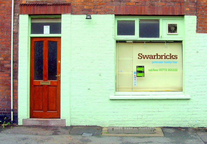 Swarbricks has served its final butty Pic: Tony Worrall