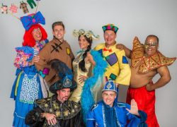 The full cast for this year's Aladdin