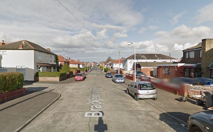 The Preston part of the fraud gang operated from Brackenbury Road Pic: Google