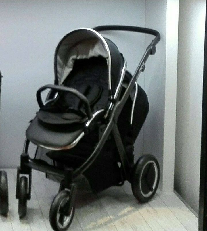 The type of buggy which was taken