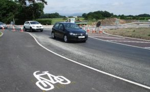 Broughton Bypass work continues