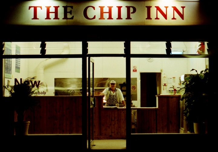 The Chip Inn at Ashton-on-Ribble Pic: Anneliese Hilton