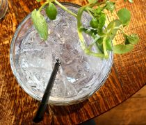 Gin and tonic time Pic: sarahstierch