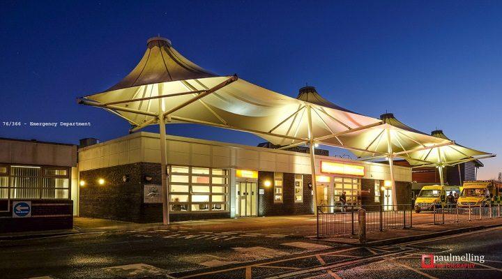 Royal Preston Hospital Pic: Paul Melling