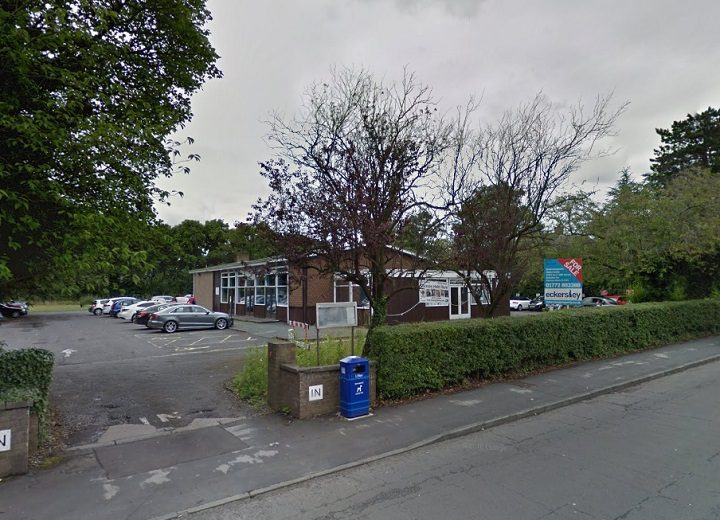 St Mary's Church Hall has been bought by developers Pic: Google