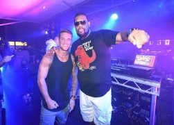 Tom Zanetti and Fatman Scoop