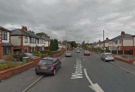 Woodplumpton Road is closed for roadworks Pic: Google
