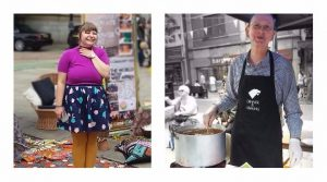Performance and food are all part of the Feast for Peace
