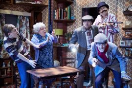 Gangsta Granny being performed