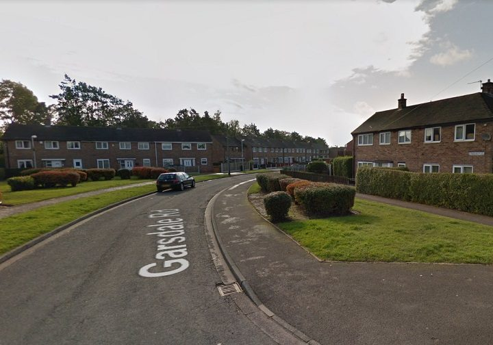 Garsdale Road where the man was found Pic: Google