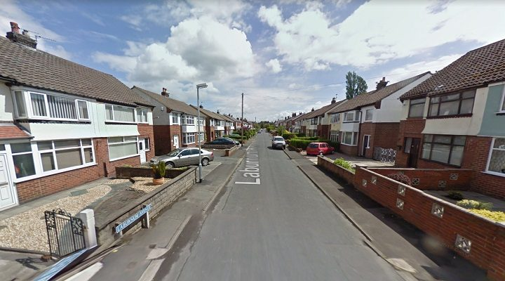 Laburnum Avenue in Lostock Hall Pic: Google