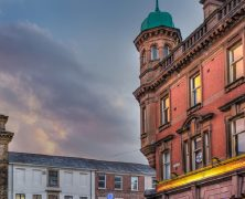 You can go inside buildings which are normally off limits Pic: Paul Melling
