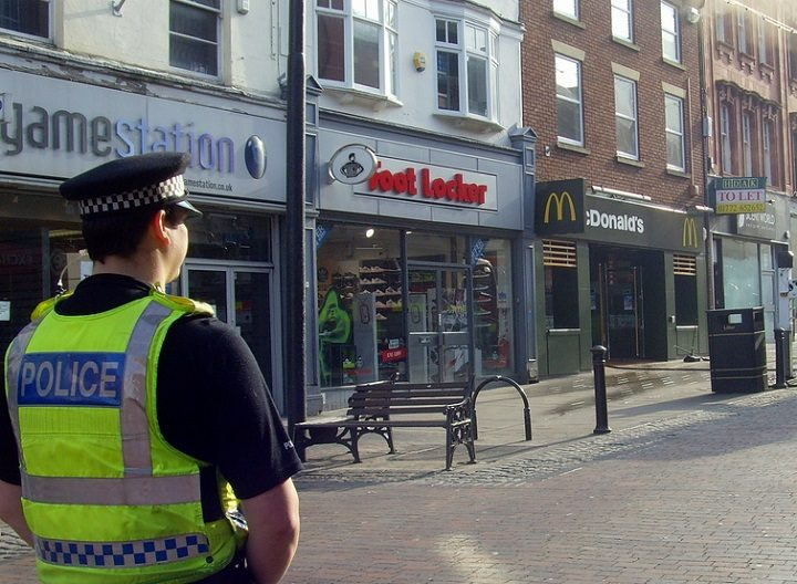 Witness appeal after attack on McDonalds security guard in Preston