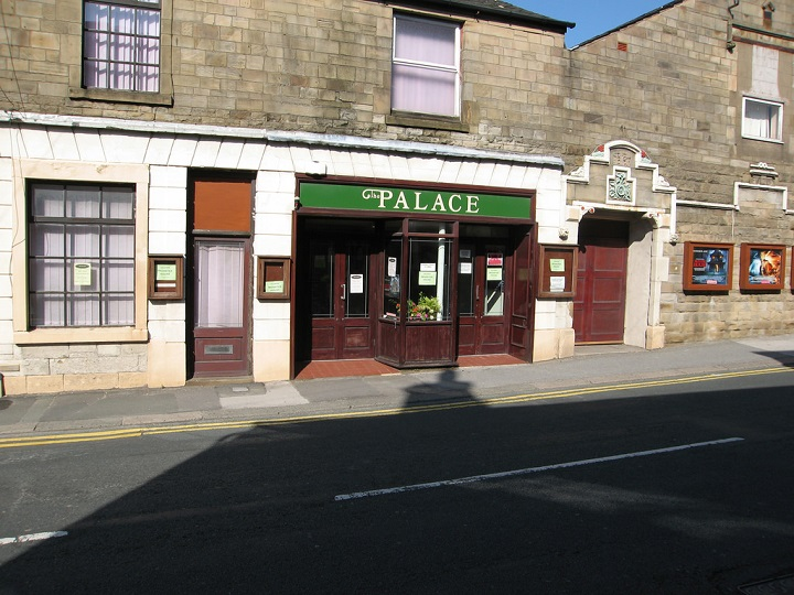 The Palace Cinema is one of the oldest surviving independent screens in the country Pic: Lancastrian