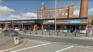The Subway at Tulketh Mill in Preston Pic: Google