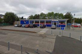 Tesco store in Blackpool Road, Preston Pic: Google