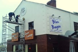 What was Blue Bayou is to see the signs swapped over Pic: Tony Worrall
