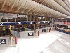 The renovation work on Preston Bus Station Pic: 70023venus2009