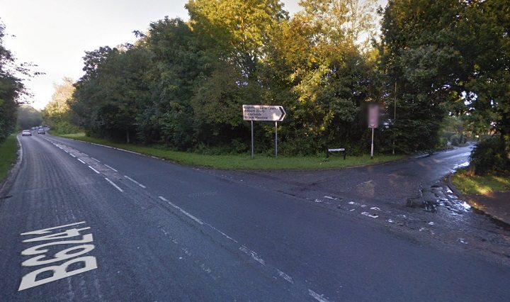 Old Lightfoot Lane is due to be closed off during the works Pic: Google