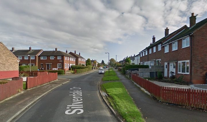 Silverdale Drive off Watling Street Road Pic: Google