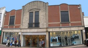 Topshop and Topman is getting a new look Pic: George D Thompson