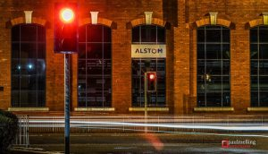 Alstom was based in Strand Road near the Docks Pic: Paul Melling