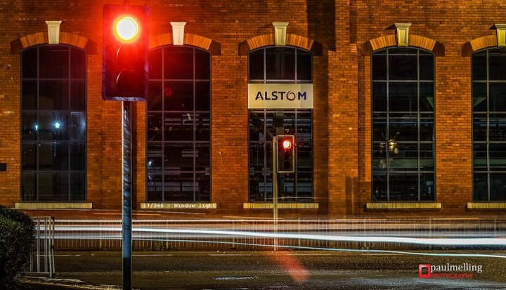 Alstom is based in Strand Road near the Docks Pic: Paul Melling
