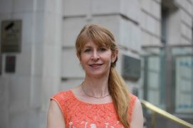 Angie Ridgwell is the new interim chief executive and director of resources