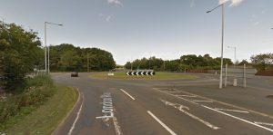 The London Way junction with Brownedge Road Pic: Google