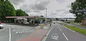The Shiny car wash in London Road Pic: Google