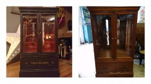 Some of the upcycled items