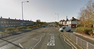The junction of West Park Avenue and Blackpool Road Pic: Google
