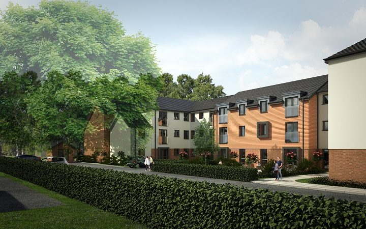 How the new care home in Cop Lane may look like
