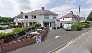 A former shop in Carlton Drive has seen plans go in Pic: Google