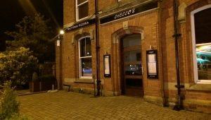 Checco's closed off on Saturday (11 November)