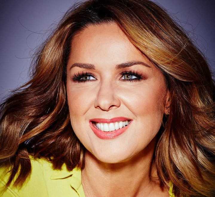 Claire Sweeney is one of the established names coming to UCLan to help