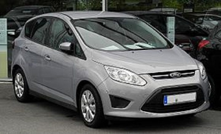 A Ford C-Max