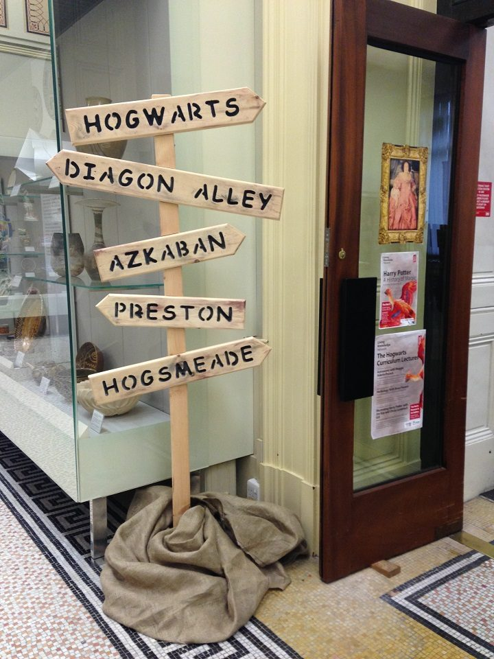 Which way to Hogwarts?