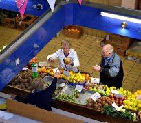 Fruit stall Pic: Joseph Gudgeon