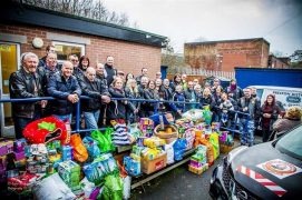 Last year's haul for the RSPCA in Preston